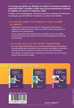 Livres Couvertures de L'auxiliaire de puériculture en maternité - Préparation au DEAP et à la VAE - 3e édition