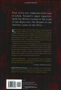 Livres Couvertures de Atlas of Middle-earth