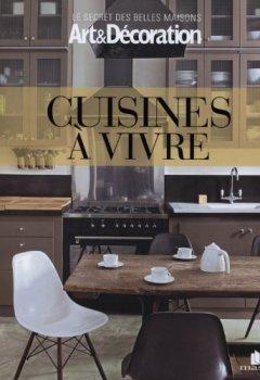 Livres Couvertures de Cuisines à vivre