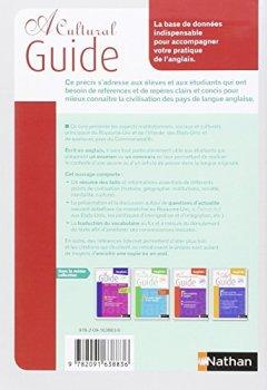 Livres Couvertures de A Cultural Guide
