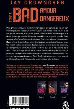 Livres Couvertures de Bad - T2 Amour dangereux