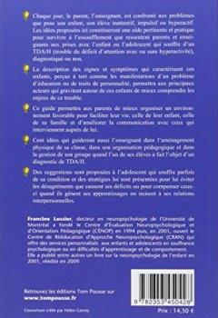 Livres Couvertures de 100 idées pour mieux gérer les troubles de l'attention