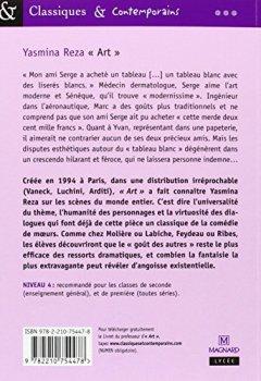 Livres Couvertures de « Art »