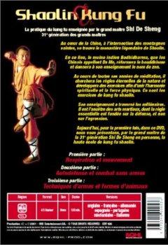 Livres Couvertures de Shaolin Kung Fu