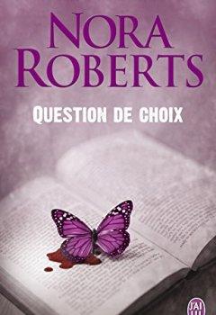Livres Couvertures de Question de choix