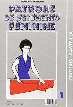 Livres Couvertures de Patrons et gradations de vêtements féminins