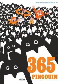 Livres Couvertures de 365 pingouins