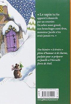 Livres Couvertures de Le sapin de monsieur Jacobi