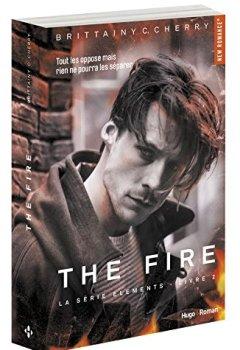 Livres Couvertures de The Fire Série The elements Livre 2