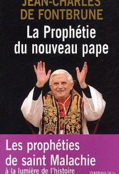 Livres Couvertures de La Prophétie du nouveau pape