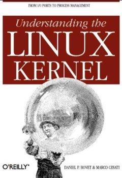 Livres Couvertures de Understanding the Linux Kernel (en anglais)