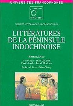 Livres Couvertures de Littératures de la péninsule indochinoise