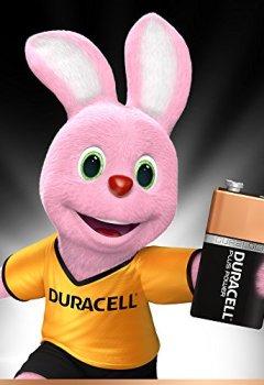 Livres Couvertures de Duracell - Pile Alcaline - 9V x 2 - Plus Power (6LR61)