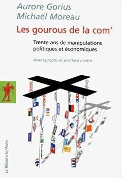 Livres Couvertures de Les gourous de la com'