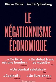 Livres Couvertures de Le Négationnisme économique