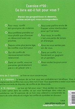 Livres Couvertures de 50 exercices pour résoudre les conflits sans violence