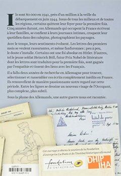 Livres Couvertures de Comme un Allemand en France