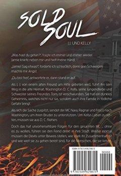Buchdeckel von SOLD SOUL  J. J. und Kelly: Der Fire Devils MC (5)