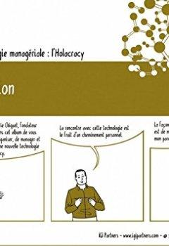 Livres Couvertures de UNE NOUVELLE TECHNOLOGIE MANAGÉRIALE : L'HOLACRACY
