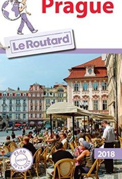 Livres Couvertures de Guide du Routard Prague 2018