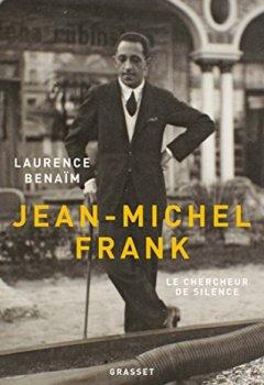 Livres Couvertures de JEAN-MICHEL FRANK