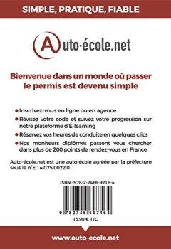 Livres Couvertures de Code de la route Édition 2017