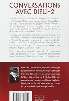 Livres Couvertures de Conversations avec Dieu - 2 : Un dialogue hors du commun