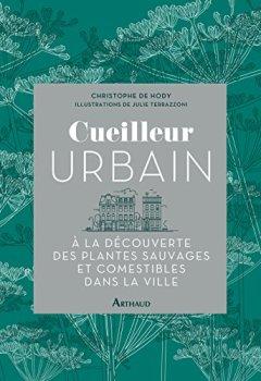 Livres Couvertures de Cueilleur urbain