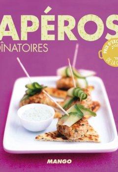 Livres Couvertures de Apéros dînatoires