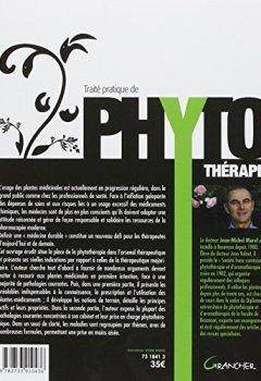 Livres Couvertures de Traité pratique de phytothérapie