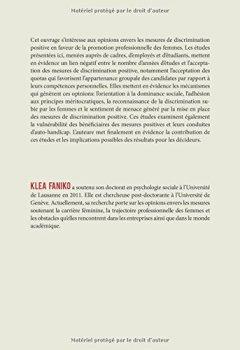 Livres Couvertures de Genre d'accord, mérite d'abord ?: Une analyse des opinions envers les mesures de discrimination positive
