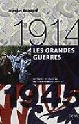 Les Grandes guerres 1914-1945 - Format compact