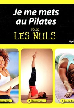 Livres Couvertures de Je me mets au Pilates pour les Nuls