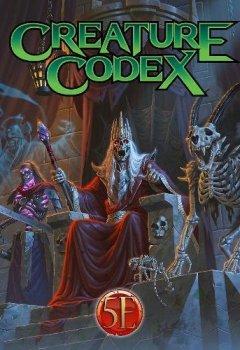 Livres Couvertures de Creature Codex