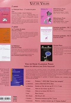 Livres Couvertures de Méthode Rose 1ère année (version traditionnelle)