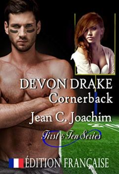Livres Couvertures de Devon Drake, Cornerback (Édition Franҫaise) (First & Ten t. 4)