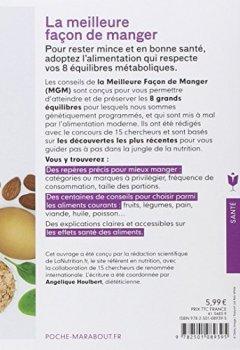 Livres Couvertures de La meilleure façon de manger: Le premier guide alimentaire basé sur la science
