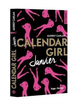 Livres Couvertures de Calendar Girl - Janvier