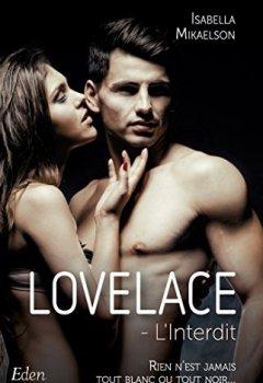 Livres Couvertures de Lovelace : l'interdit