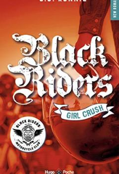 Livres Couvertures de Black riders - tome 2 Girl Crush