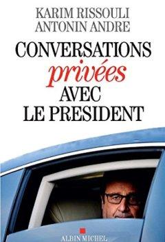 Livres Couvertures de Conversations privées avec le président