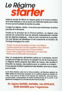 Livres Couvertures de Le régime starter : Jusqu'à 8 kilos en 4 semaines maxi