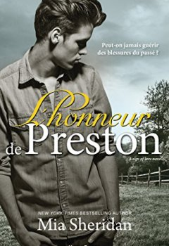 Livres Couvertures de L'honneur de Preston