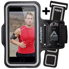 AARATEK-SIGNATURE-SERIES-Pro-Sport-Armband-for-Apple-iPhone-Samsung-Galaxy-Various-Colors-with-FREE-Extender-1-for-running-workouts-cycling-fitness-or-any-activity-outside-or-in-the-gym