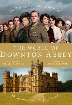 Buchdeckel von The World of Downton Abbey