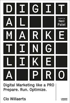 Livres Couvertures de Digital Marketing Like a Pro: Prepare, Run, Optimize