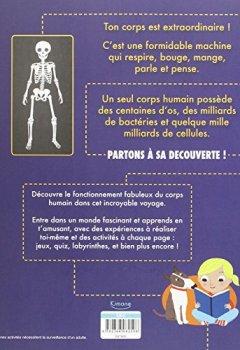 Livres Couvertures de L'incroyable voyage a l'interieur du corps humain