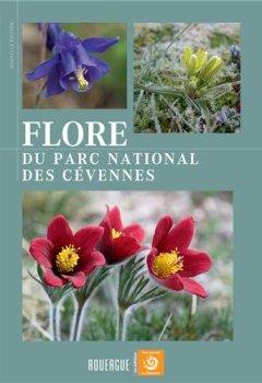 Livres Couvertures de Flore du Parc national des Cévennes