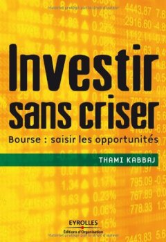 Livres Couvertures de Investir sans criser