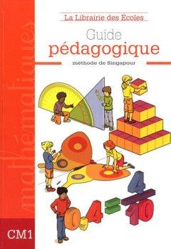Livres Couvertures de Guide pédagogique CM1
